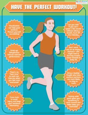 fitness infographic