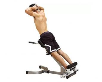 Powerline PHYP200X 45 Degree Back Hyperextension Machine