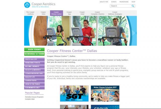 Cooper Wellness Program