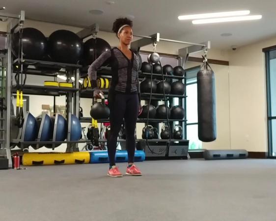 Kettlebell Suitcase Carry