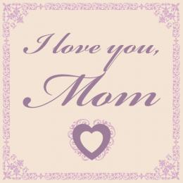 Mother's Day Love Artwork