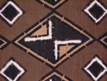 Bogolan cloth 2