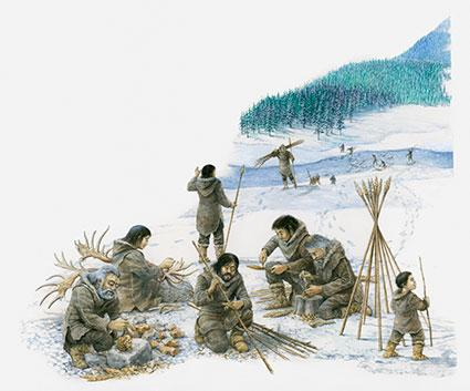 Inuit tribe