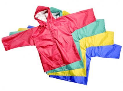 Colorful Raincoats