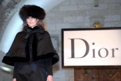 Christian Dior at Kotor Fashion Week