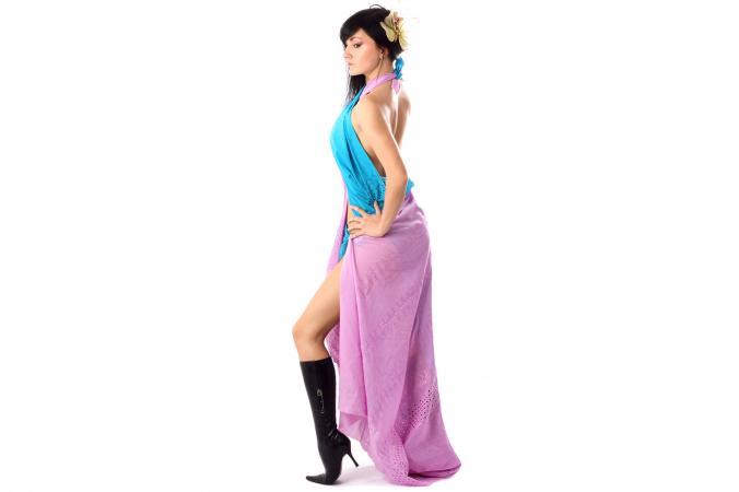 Modern toga fashion