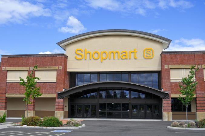 Shopmart store