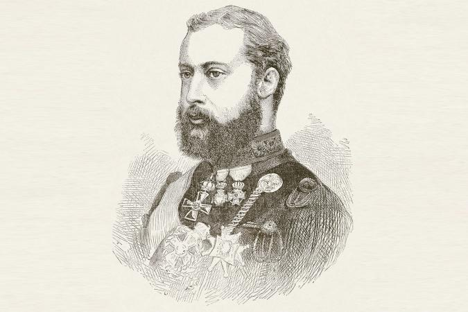 Prince Albert Edward of Wales