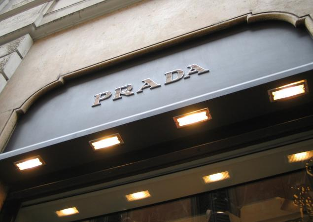 Prada store, Rome