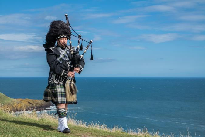 Scottish Highland Dress