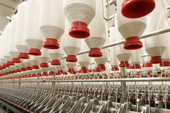 Textile Production - Spinning
