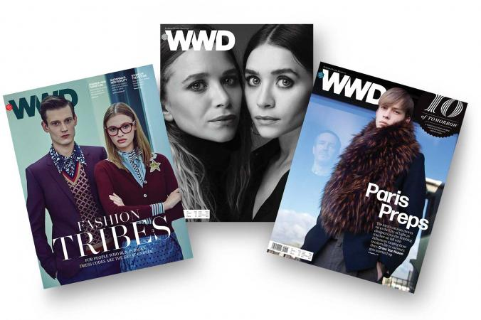 Women's Wear Daily Covers