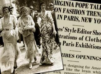 Virginia Pope Montage