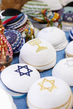 Kippahs and yarmulkes