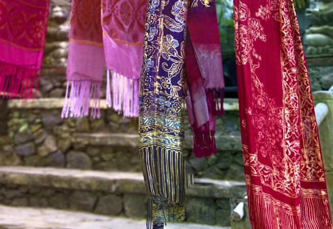 Balinese batik