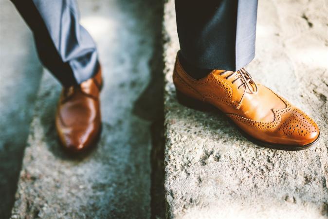 contemporary footwear