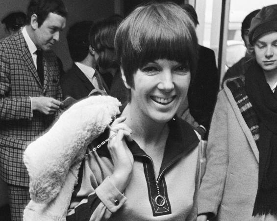 Mary Quant Fashion Designer