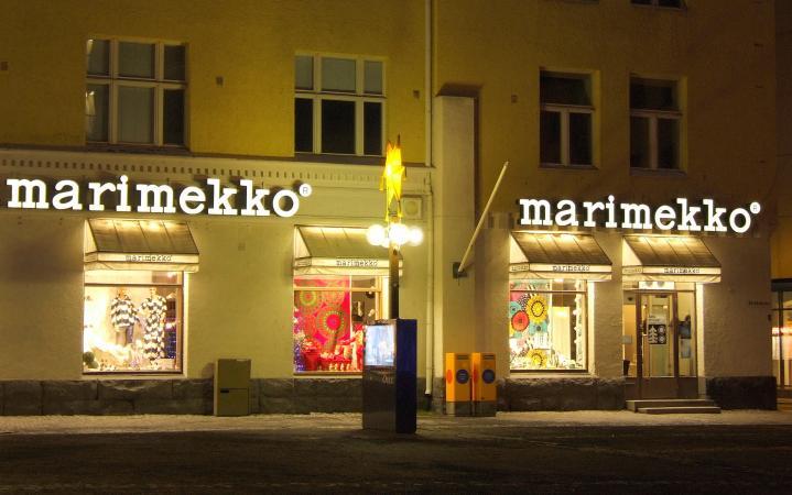 Marimekko shop