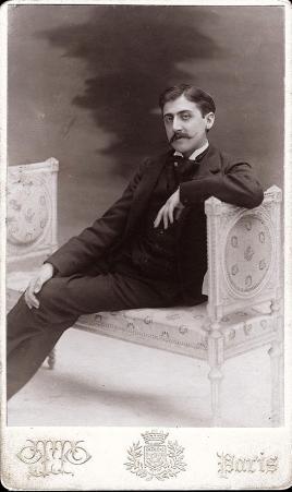 Marcel Proust, 1895