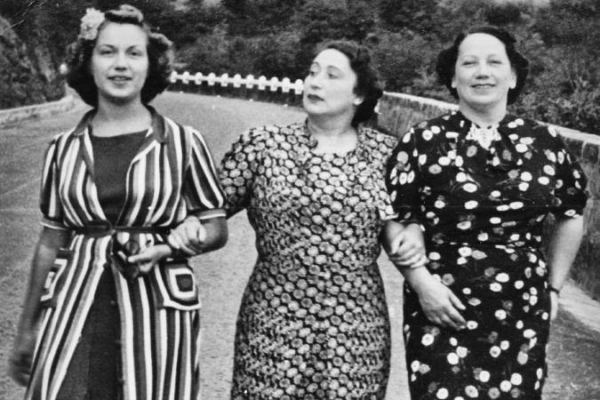 Italian fashion 1930