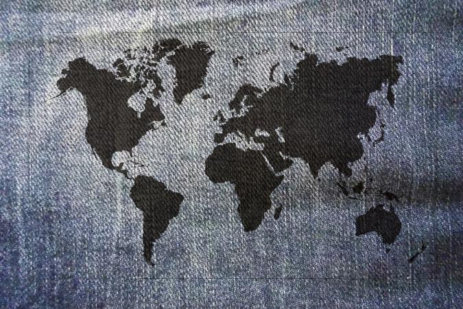 Denim map