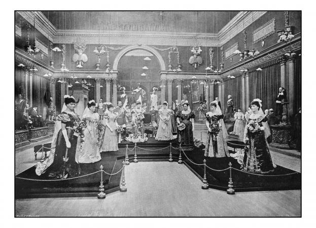 Madam Tussauds, 1870