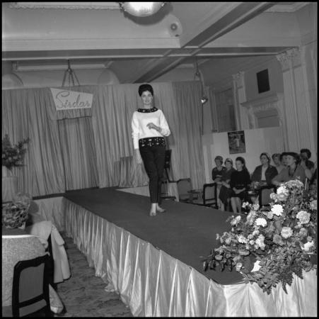 Harrop Brothers Fashion Parade, Newcastle 1960