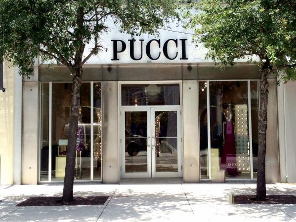 Pucci store, Miami