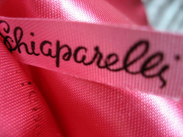 Elsa Schiaparelli label