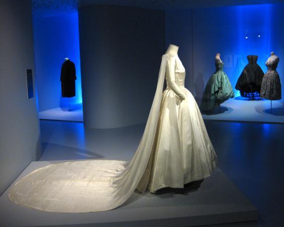 Balenciaga exhibit
