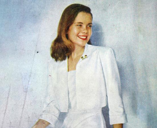 Claire McCardall sun dress