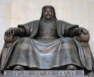 Statue of Genghis Khan