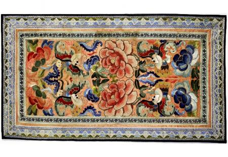 Qing Dynasty Tapestry