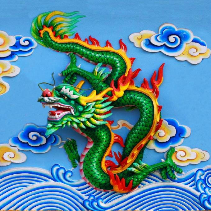 chinese dragon chinese feng shui dragon