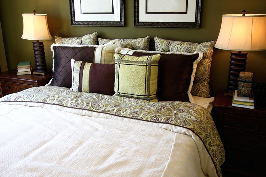 Feng Shui Bedroom Examples