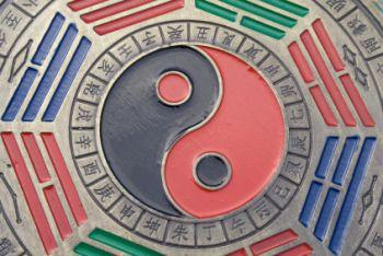 Place bagua over layout of your home