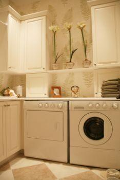 Feng Shui Wealth Laundry Room