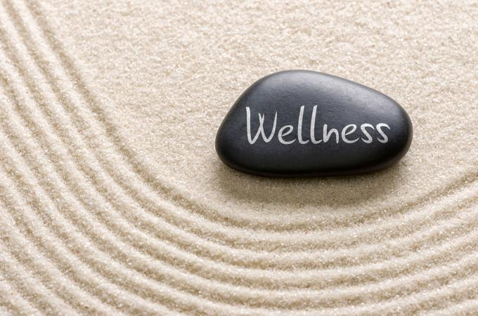 wellness rock