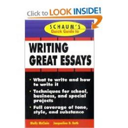 spacing writing essays