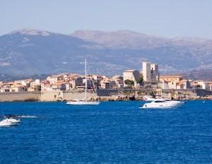 Historic Antibes is a great destination.