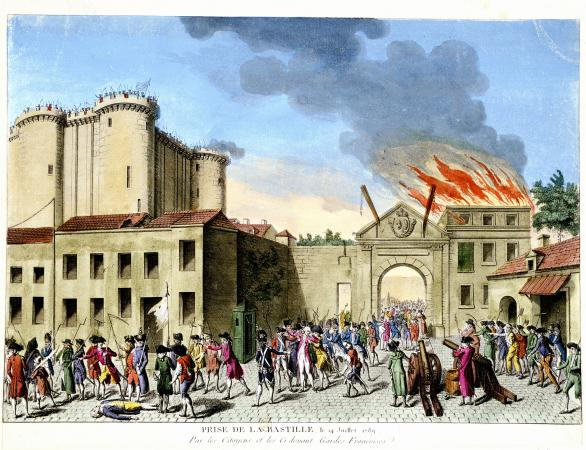 the different factors that contributed to the french revolution Multiple factors, including international turmoil, economic hardship, class  disparity, more education and ineffective leadership, led to the french revolution.