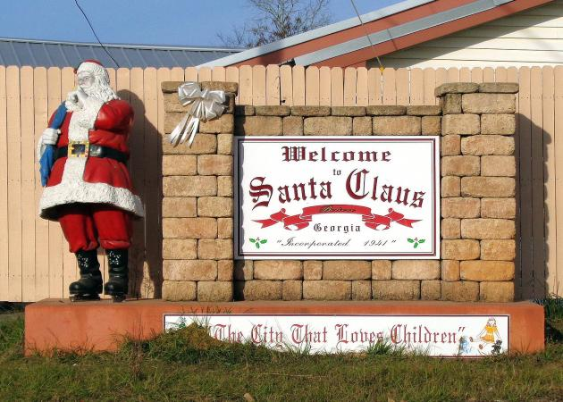 Santa Claus, GA