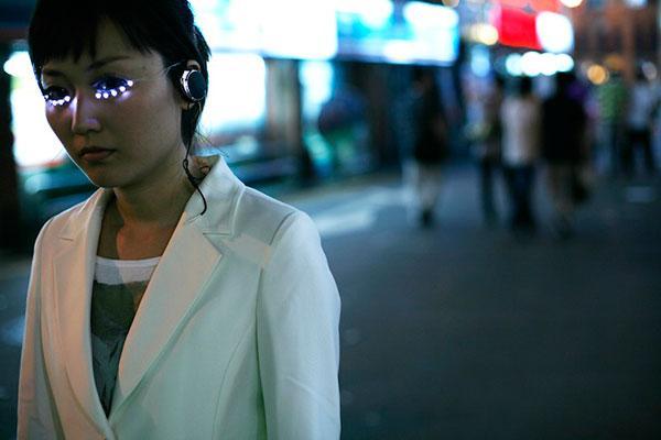 Soomi Park LED Eyelashes