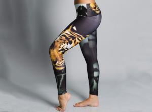 Tiger Compression Leggings