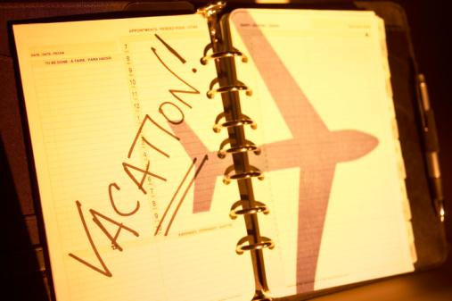 Vacation travel planner