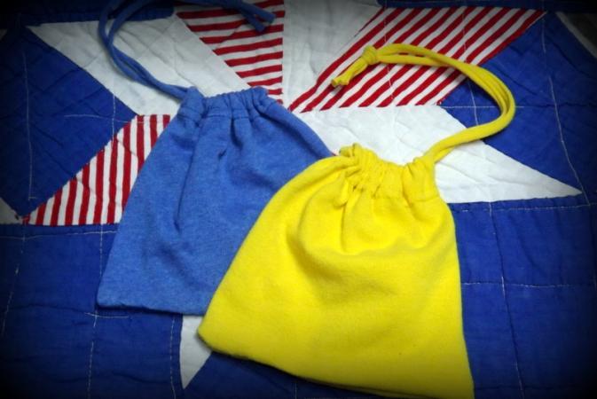 Drawstring Sleeve Bag