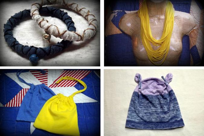 Upcycled T-Shirt Projects