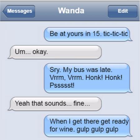 Friend text 7