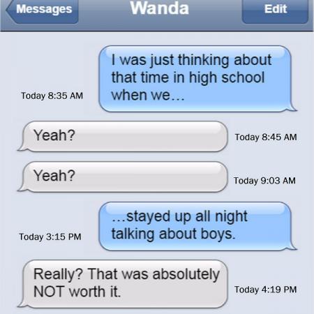 Friend text 10