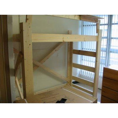 Loft Beds :: Build a Loft Bed :: Loft Bed Plans :: College Loft